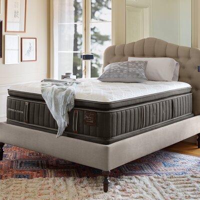 Stearns Foster Pompano Plush Pillow Top Mattress Estate Mattresses