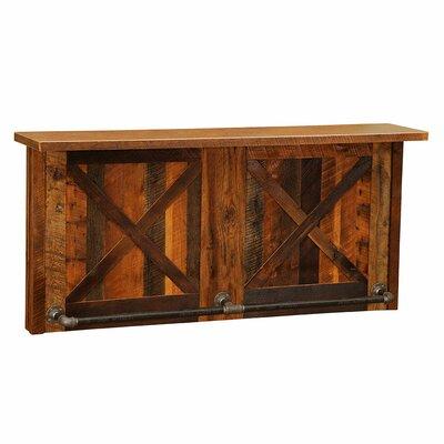 Fireside Lodge Barnwood Cabinet