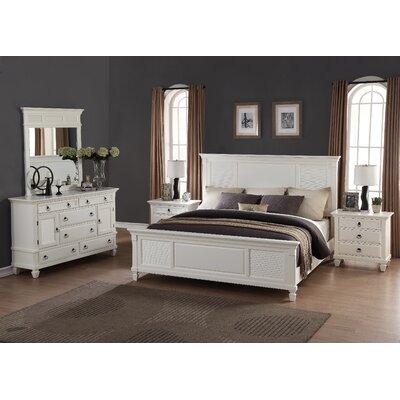 Highland Dunes Platform Bedroom Set King Bedsroom Sets