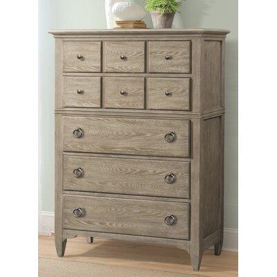 Gracie Oaks Standard Dresser Chest Contemporary Chests