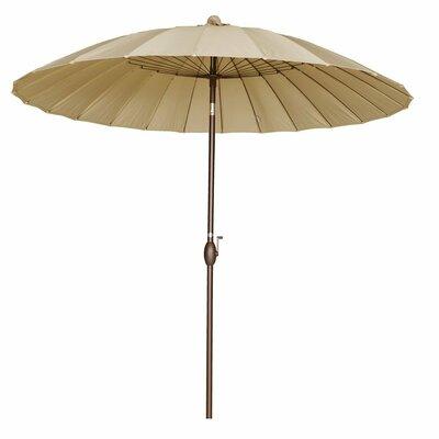 Abba Patio Parasol Market Umbrella Push Button Tilt Crank Product Photo