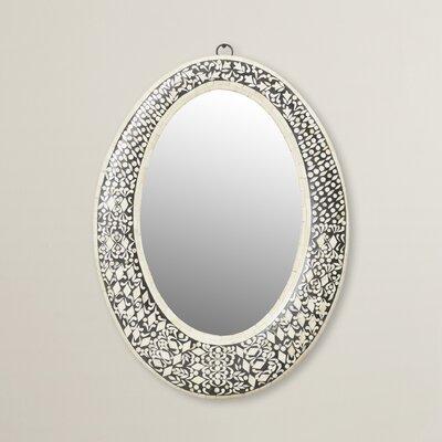 Mistana Wall Mirror Oval Mirrors