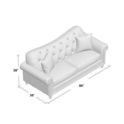 Lark Manor Trivette Sofa Upholstery Sofas
