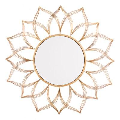 Bungalow Rose Mirror Flower Mirrors