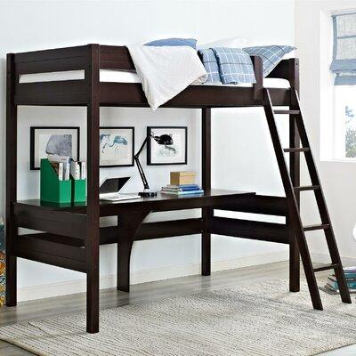 Viv Rae Loft Bed Desk Twin Beds
