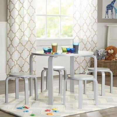 Mack Milo Round Table Stool Set Kids Tables Sets