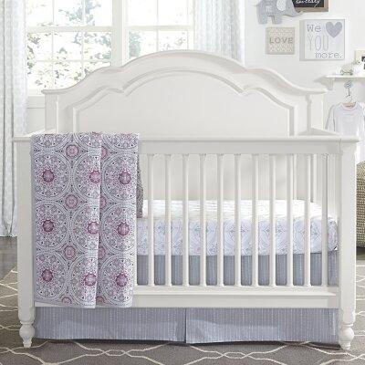 Wendy Bellissimo Me Convertible Crib Grow Nursery