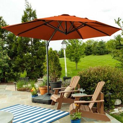 Budge Umbrella Terracotta