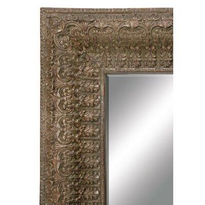 Cole Grey Polyurethane Frame Accent Mirror