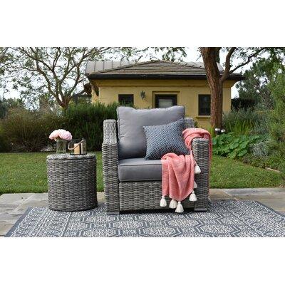 Elle Decor Armchair Cushion