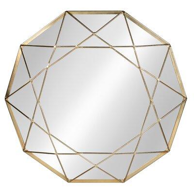 Mercury Row Wall Mirror Metal Mirrors