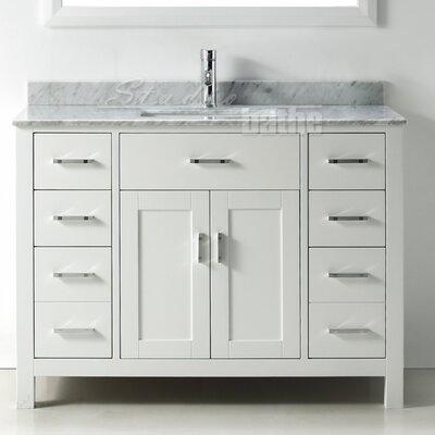 Belvederebath Single Bathroom Vanity Set
