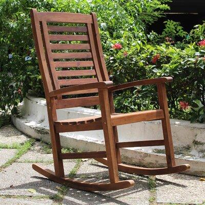 Beachcrest Home Rocking Chair Hills Rockers Gliders