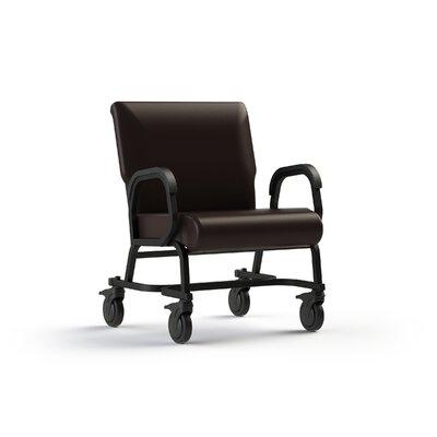 Comfor Tek Seating Upholstered Dining Chair Upholstery Ebony Espresso