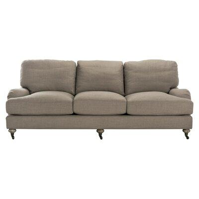 Beachcrest Home Sofa Upholstery Loft Light Gray