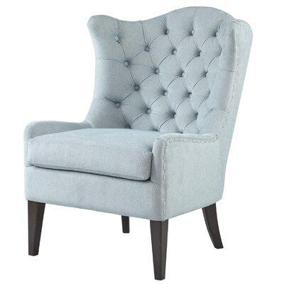 Alcott Hill Wingback Chair Houzen Chairs