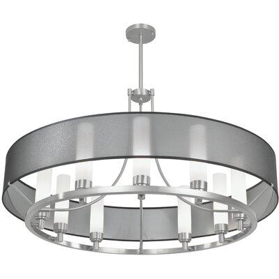 Charlton Home Light Drum Chandelier