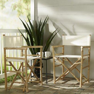 Beachcrest Home Director Chair Folding Beach Chairs
