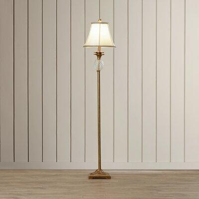 Beachcrest Home Floor Lamp Traditional Floor Lamps