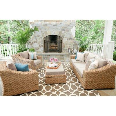 Bay Isle Home Sunbrella Sectional Set Cushions Johns Conversation Sets
