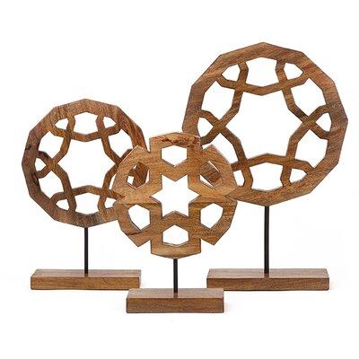 World Menagerie Sculpture Set Carved Furniture