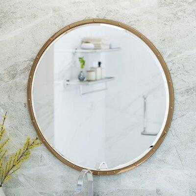 Mercer41 Circular Wall Mirror Glam Mirrors
