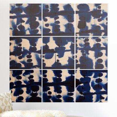 Parallel Print Multi Image On Wood 7493 Image