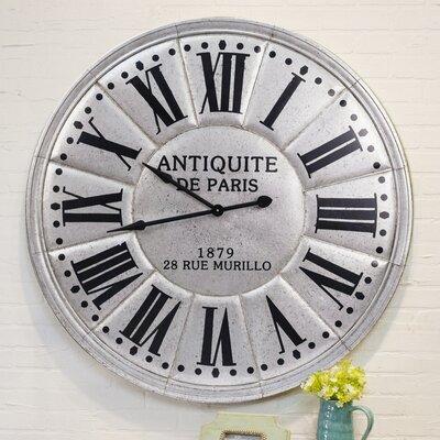 American Mercantile Clock
