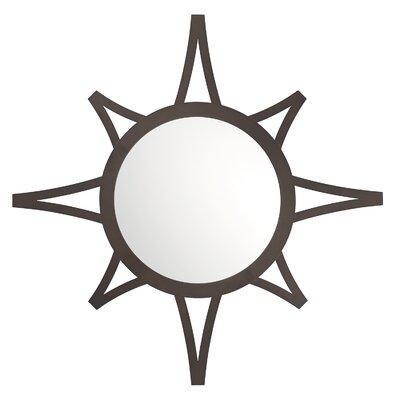 Latitude Run Wall Mirror Metal Mirrors