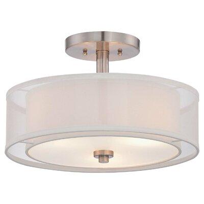 Mercury Row Semi Flush Mount Light Lighting