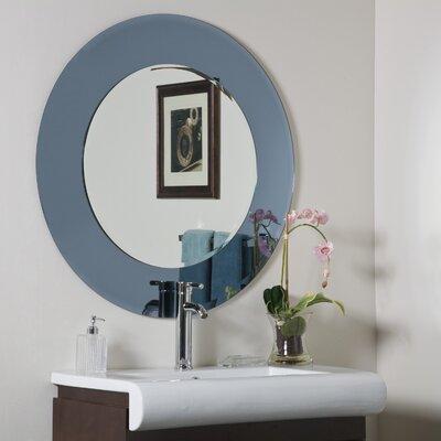 Decor Wonderland Modern Round Wall Mirror