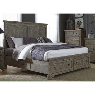 Darby Home Storage Platform Bed