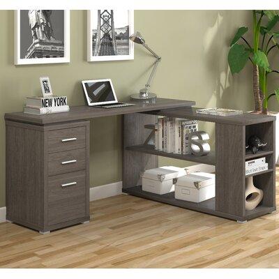Latitude Run Executive Desk L Desks
