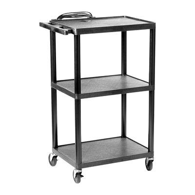 Hamilton Buhl Purpose Adjustable Av Cart