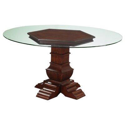 Fairfax Home Del Mar Pedestal Dining Table