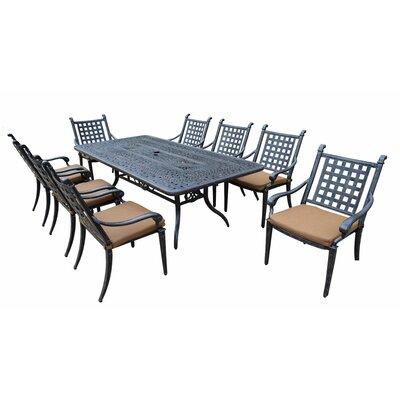 Black Dining Set Lounge Set