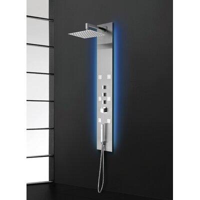 Ismay Led Shower Panel Diverter