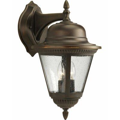 Alcott Hill Wall Clear Lantern Light Lighting