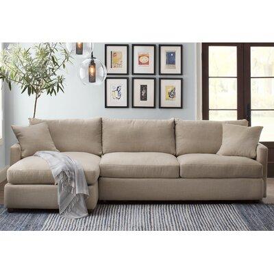 Allmodern Custom Upholstery Sectional Upholstery Upholstery Zula Rawhide
