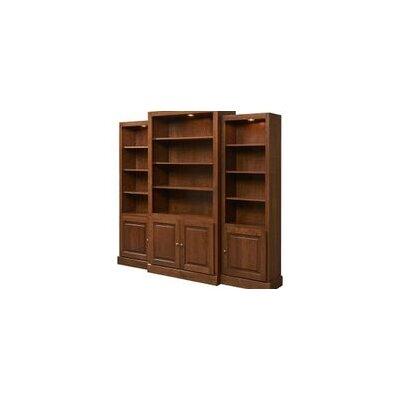 A E Wood Design Display Bookcase Set