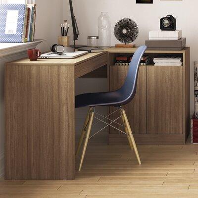 Boahaus Corner Desk Shape Desks