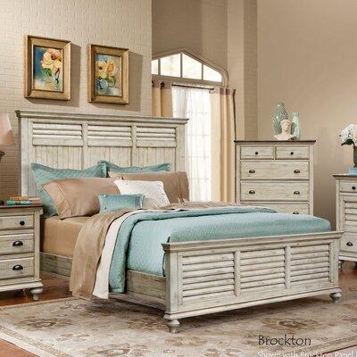 Bayou Breeze Panel Bed