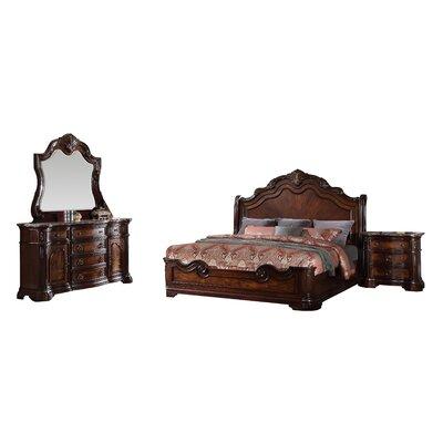 Astoria Grand Panel Bedroom Set