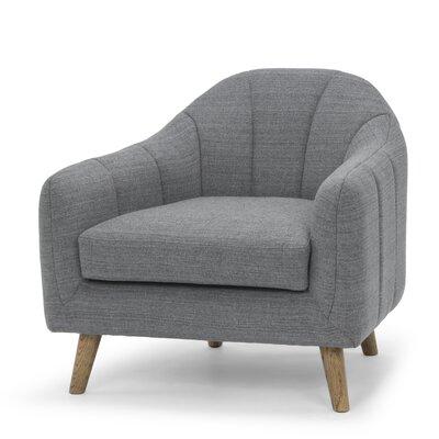 Mistana Attert Solid Armchair Sur Chairs
