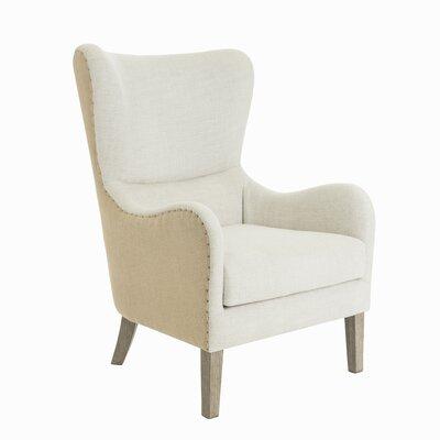 Elle Decor Wingback Chair Decor Chairs