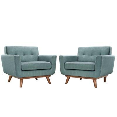 Corrigan Studio Chair Half Laguna