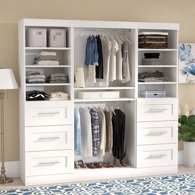 Beachcrest Home Navarro Closet System
