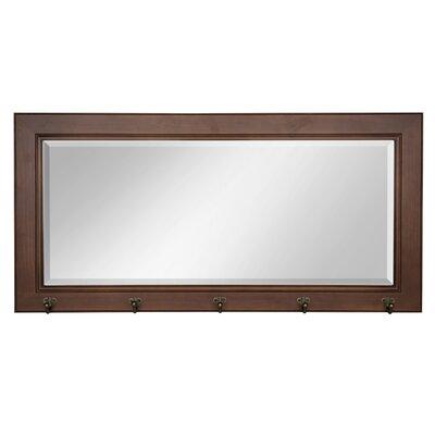 August Grove Accent Mirror Pub Mirrors