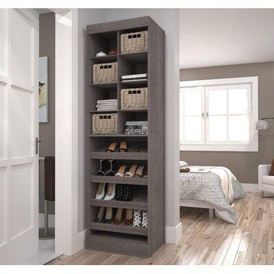 Beachcrest Home Closet System Mckee Closet Storage