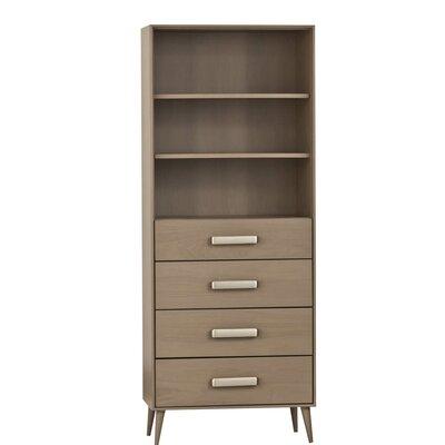 Corrigan Studio Standard Bookcase Maple Unfinished